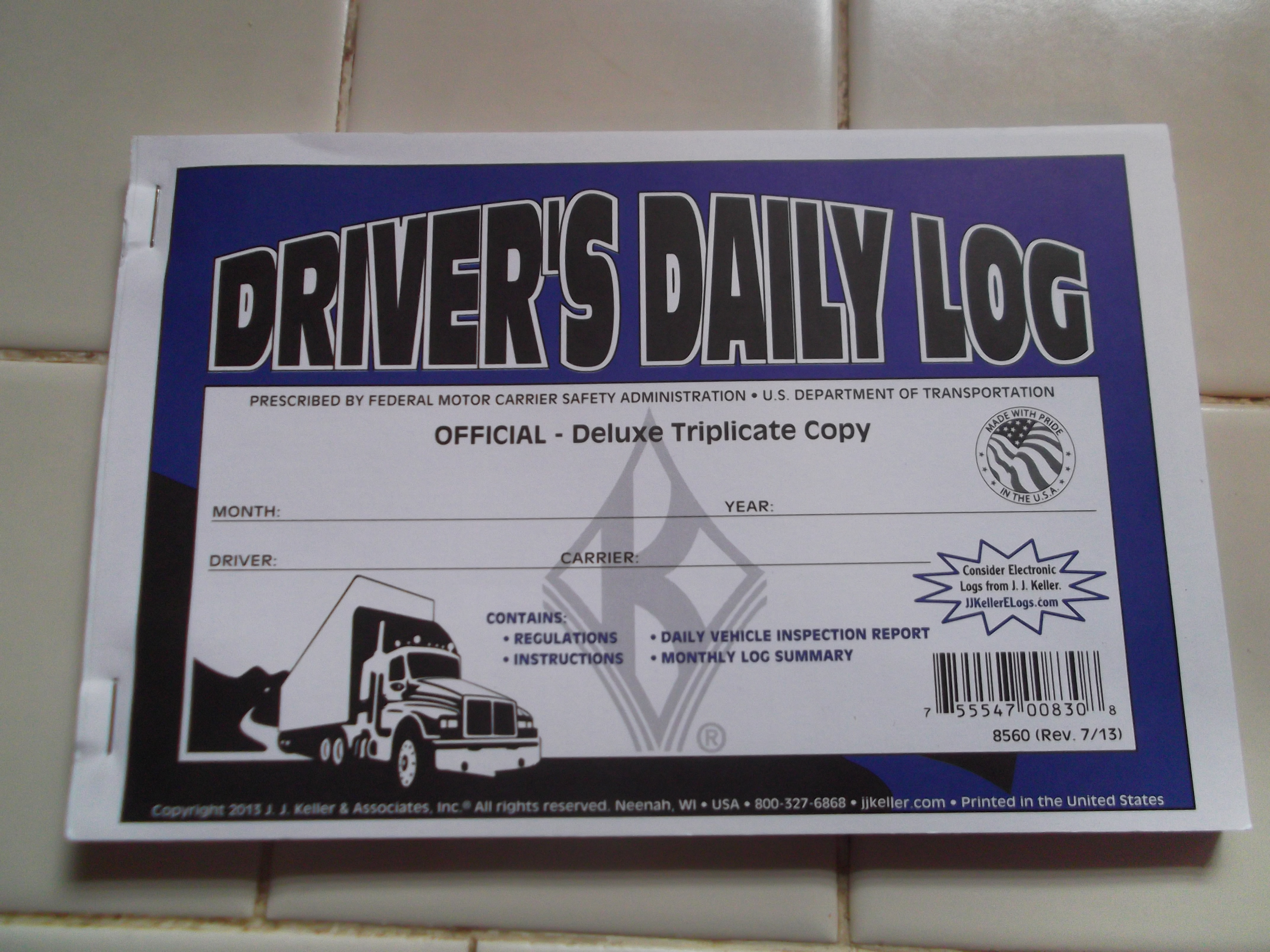 Truck drivers hours of service truck drivers are regulated by law to